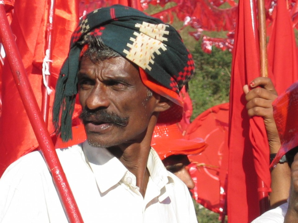 communist rally in munnar