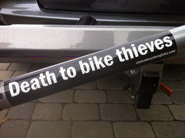 death to bike thieves