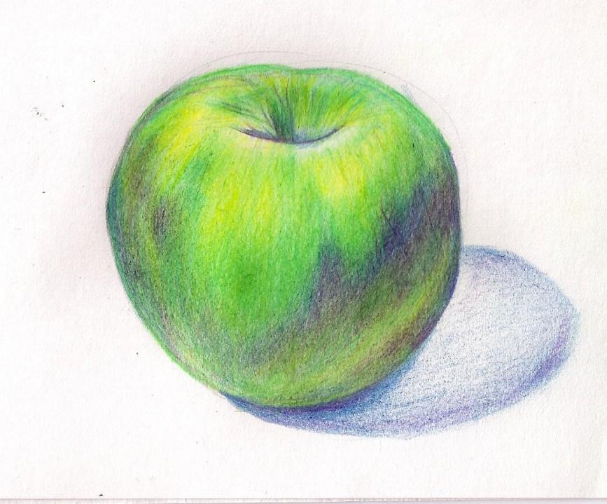pencil + pen + paintbrush
