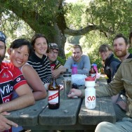 2011 Bike Camping at Henry W. Coe State Park