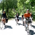 2011 Bike Camping at Samuel P. Taylor State Park