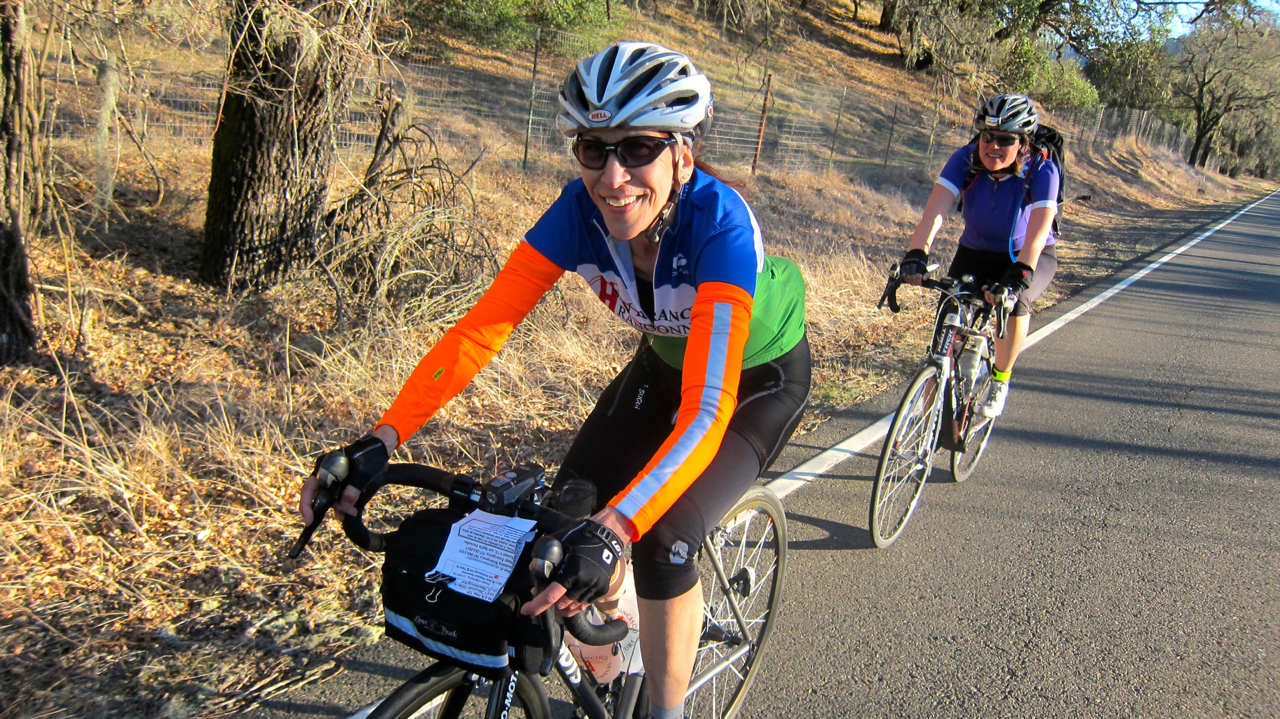 Randonneur Ride Report: Healdsburg to Napa 200k